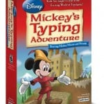 Disney Makes Learning Fun With Mickey's Typing Adventure