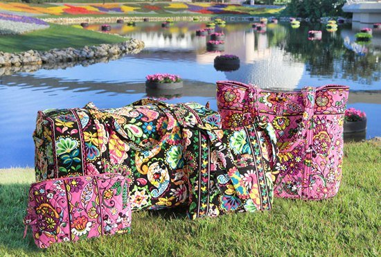 Disney Minnie Mickey Mouse Vera Bradley Bags