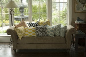 Frog Hill Designs Throw Pillows