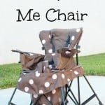The Only Outdoor Chair Your Baby Needs – The Go With Me Chair Giveaway