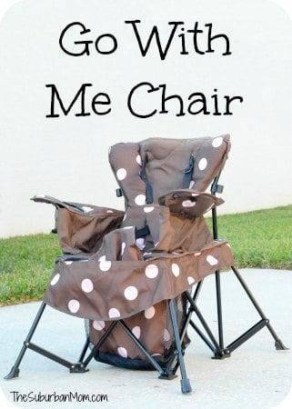 Attrayant The Only Outdoor Chair Your Baby Needs U2013 The Go With Me Chair Giveaway