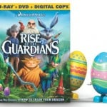 Rise Of The Guardians Now On Blu-Ray / DVD ~ Giveaway