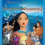 Pocahontas / Pocahontas II: Journey To A New World Blu-ray + DVD $19.96