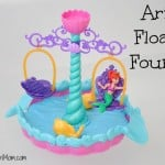 Bath-Time Fun With Ariel's Floating Fountain