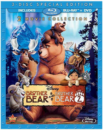 [Blu-Ray Disc] Frère des ours (avril 2013) Disney-Brother-Bear