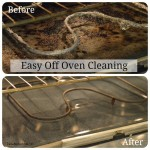 How To Easily Clean Your Oven Without Scrubbing #EOSpringCleaning