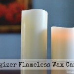 I Heart Energizer Flameless Wax Candles ~ Giveaway