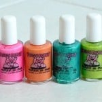Paint Little Piggies With Safe, Non-Toxic Piggy Paint