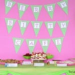 Strawberry Shortcake Birthday Party Deserts, Printables & Ideas