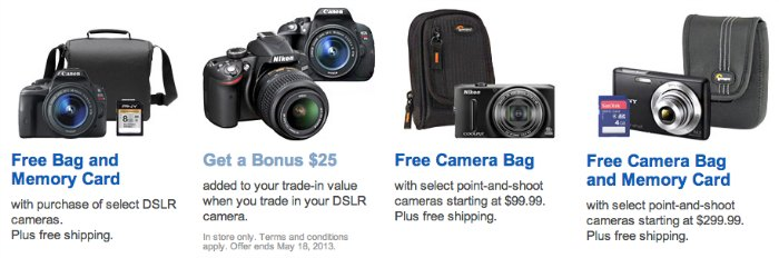 Best Buy Camera Deals