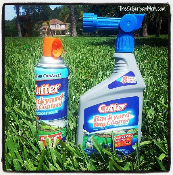Cutter Insect Repellent Prize Pack Giveaway