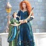 Disney Princess Merida Brave Queen Elinor