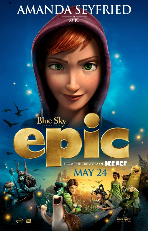Epic (2013) - Official HD Trailer