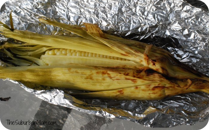 Grilled Corn on the Cob How To