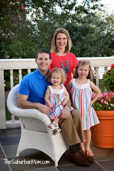 The Suburban Mom Family Disney Pictures