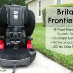 Britax Frontier 90 Harness-2-Booster Carseat Review With Video
