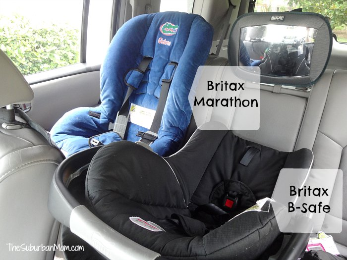 Britax Marathon B-Safe Carseats