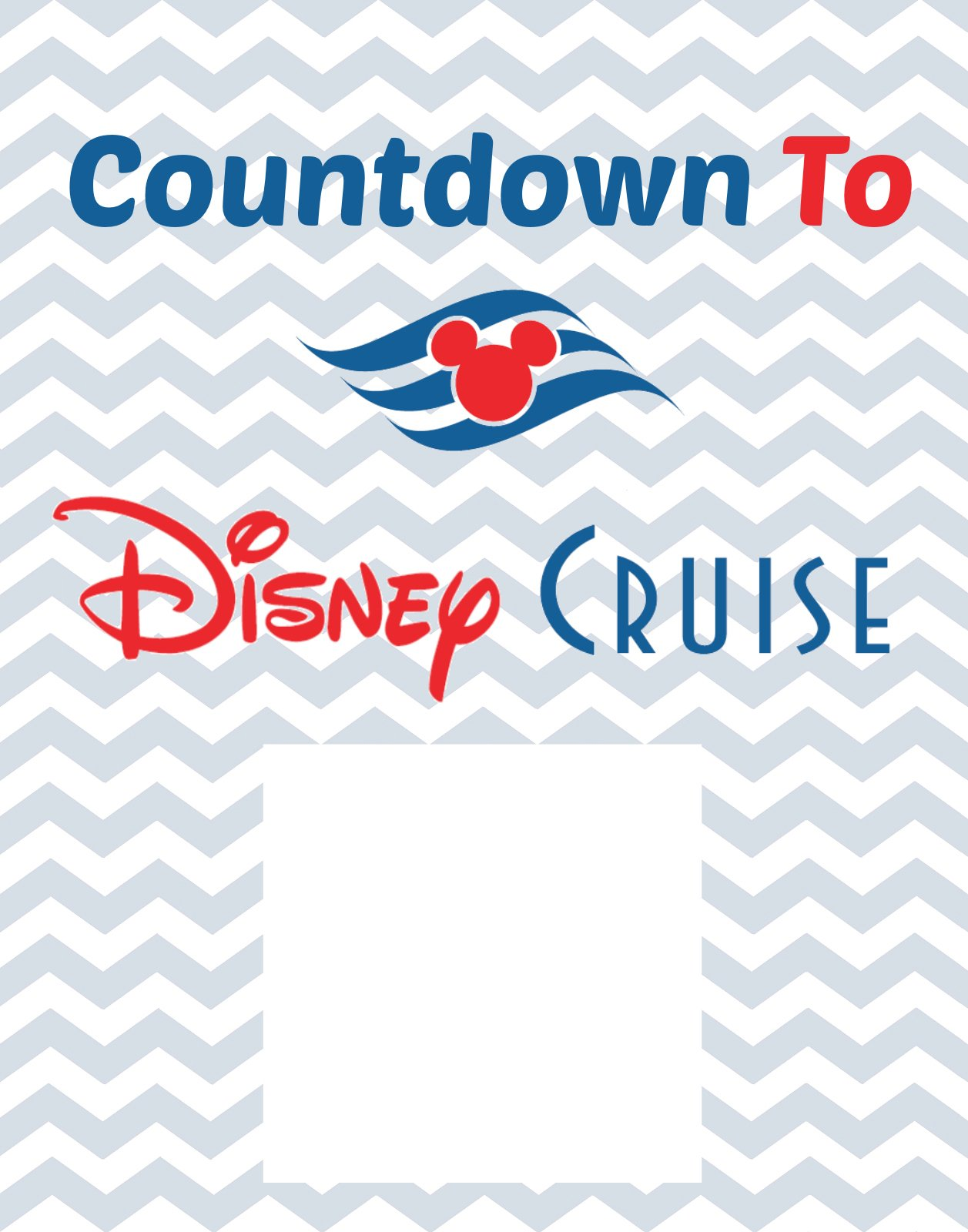 1257 x 1600 jpeg 494kB, Countdown To Disney Printable | Calendar ...