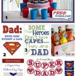 5 Ways To Celebrate A Super Dad