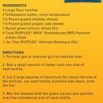 Frito-Lay Celebrates Summer – Recipe & Giveaway