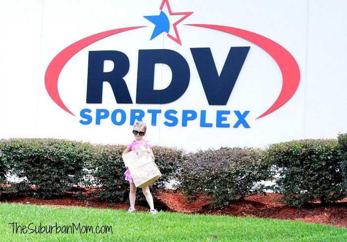 RDV Sportsplex Summer Camp