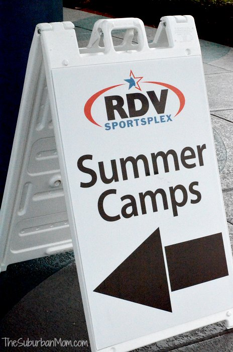 Summer Camp RDV Sportsplex