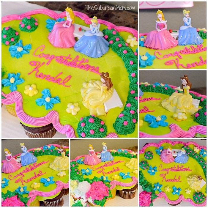 Disney Princess Cupcake Cake Walmart