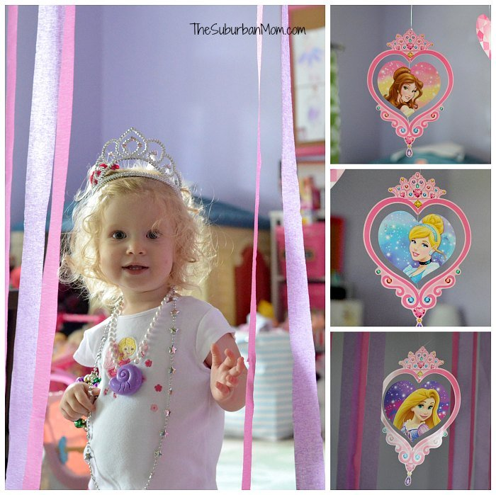 Disney Princess Decorations Party