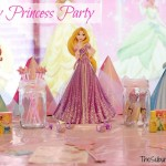 Disney Princess Party Ariel Rapunzel Cinderella Decorations