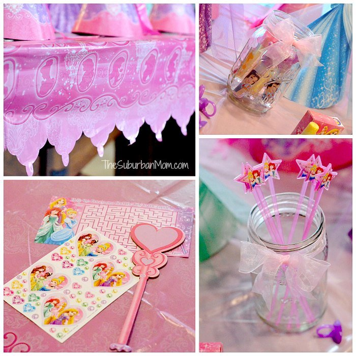 Disney Princess Party Favors