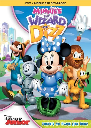 Mickey Mouse Clubhouse Minnies Wizard Of Dizz