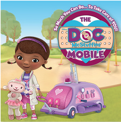 Disney Mobile Doc McStuffins On Tour Doc