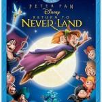 Disney Return To Never Land Peter Pan