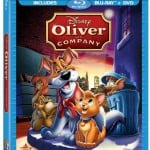 Disney's Oliver And Company Now On Blu-Ray