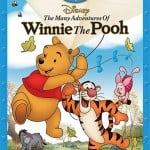 Many Adventures of Winnie The Pooh Disney