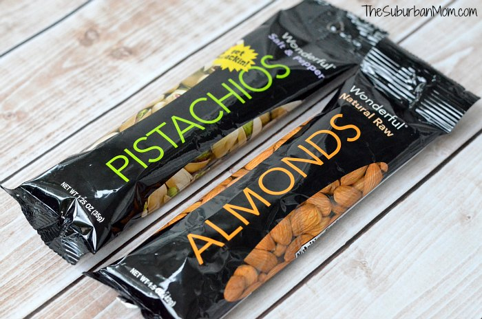 Wonderful Pistachios Almonds