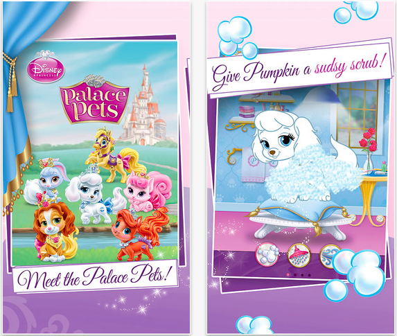 Ariels palace pets seashell \\rpalace pets game pony care games for kids\\r\\r \\r\\rariels palace pets seashell game
