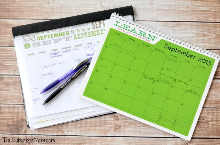 Calendar Organization System : My family s three calendar organization system
