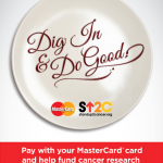 MasterCard Dig In & Do Good