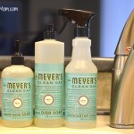Chemical-Free Cleaning (That Smells Great!) With Mrs. Meyer's Clean Day
