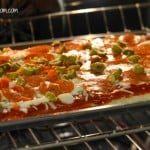 Family DIY Pizza Night With Pillsbury