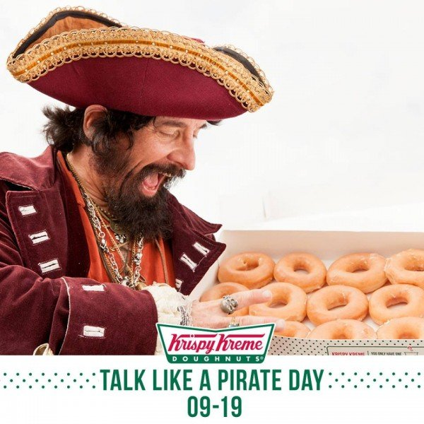krispy-kreme-talk-like-a-pirate-day-free-doughnut