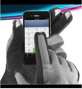 Isotoner smarTouch Tech Gloves