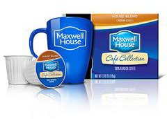 Maxwell House Single Serve Coffee