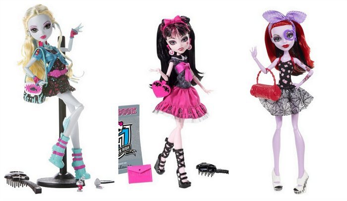 Monster High Doll Sale