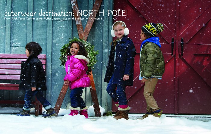 Oshkosh B'gosh Destination North Pole