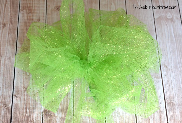 Tule Bow Wreath