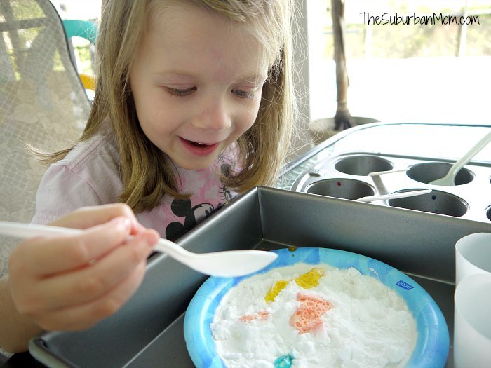Baking Soda Science Experiment