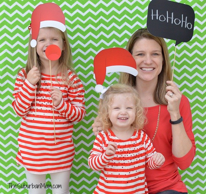 Christmas Card Photobooth