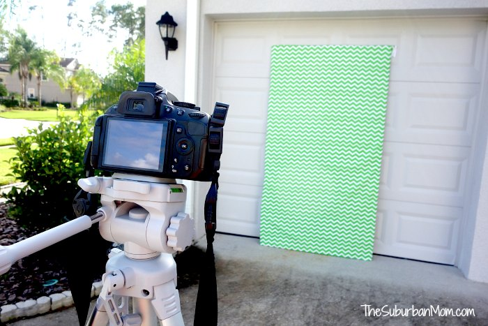 DIY Homemade Photobooth